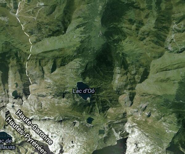 Randonnée : Lac d'Espingo