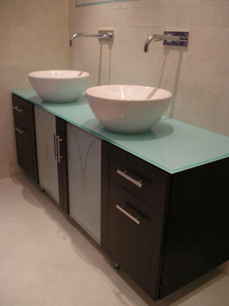 Elegantní koupelna - Truhlářství Mašín
