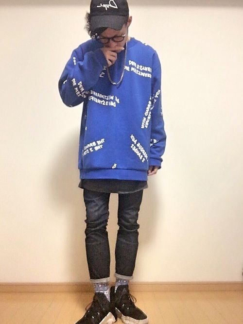 Cap : DOPE Sweat : adidas Pants : UNIQLO Shoes : a