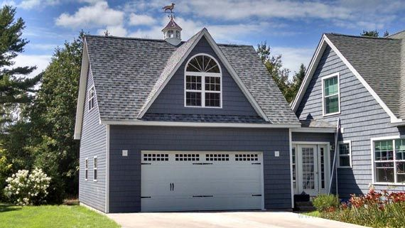Legacy Two Story Garages Garage Plans, How Much Does A Two Car Garage Cost To Build