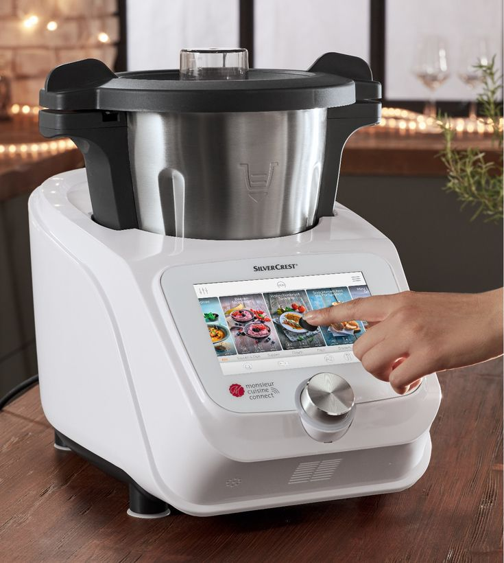 The Lidl kitchen robot is already being sold again and is only available online