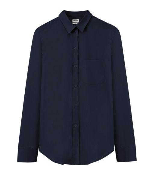 Classic Stretch Shirt - Blouses - Shop Woman - Filippa K
