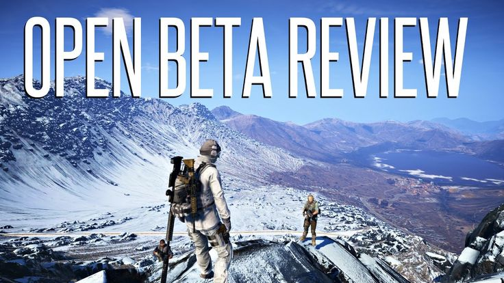 IS IT GOOD? - Ghost Recon Wildlands BETA Review and Thoughts