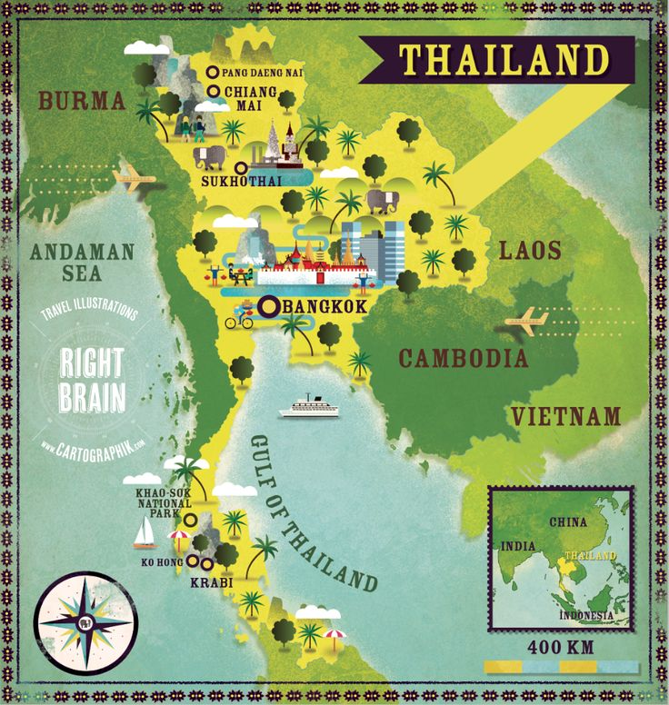 Click on the image to know all there is to know about Bangkok.