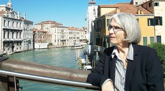 """Best-selling American author Donna Leon says success is overrated as she cherishes her anonymity in Venice, the setting of her mystery series starring Commissario Guido Brunetti.  The award-winning writer's 19 novels to date have been translated into more than 20 languages, but not into Italian, at her insistence.  """"Nobody knows why I'm here, there's no deference,"""" she says, before fine-tuning: """"There's deference to me because of my age and because of my politeness."""""""