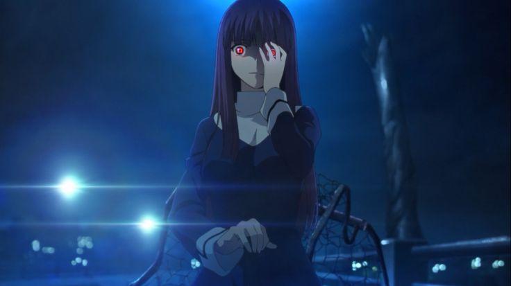 Asagami Fujino -Kara no Kyoukai: Extra Chorus-
