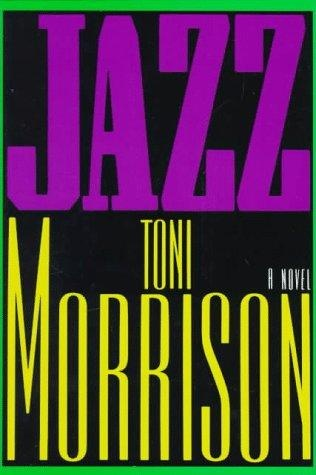 """Jazz, Toni Morrison. """"Do what you please in the City, it is there to back and frame you no matter what you do. And what goes on in its blocks and lots and side streets is anything the strong can think of and the weak will admire."""""""