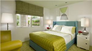 Contemporary (Modern, Retro) Bedroom by Jed Johnson Associates