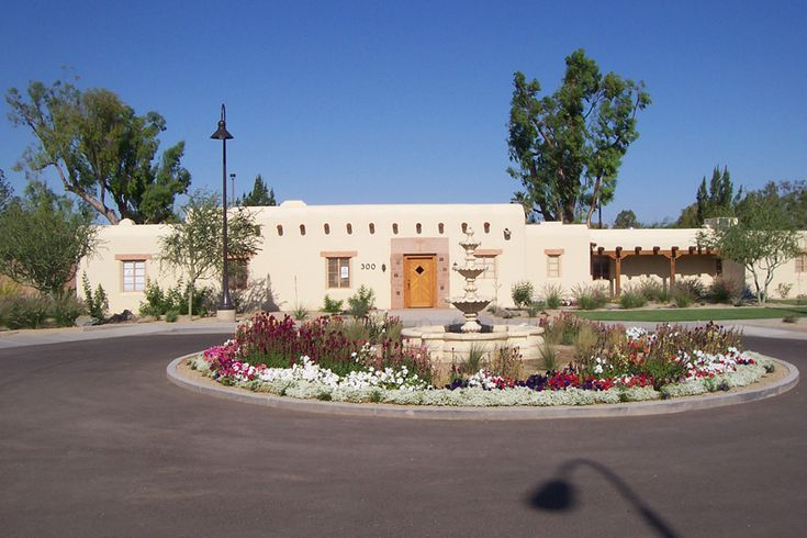 McCullough- Price House, Chandler, Arizona