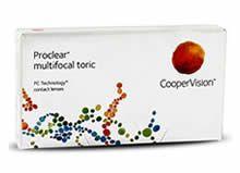 Proclear Multifocal XR contactlenzen zijn ontworpen voor contactlensdragers met ouder wordende ogen: presbyopie en droge ogen.