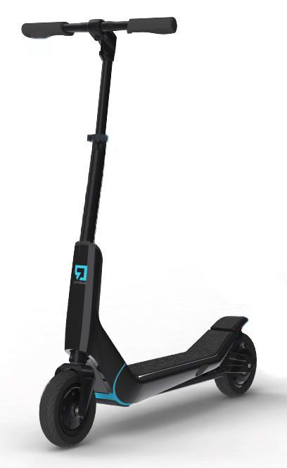 City Bug 2 Electric Scooter Scooters Kick Motor