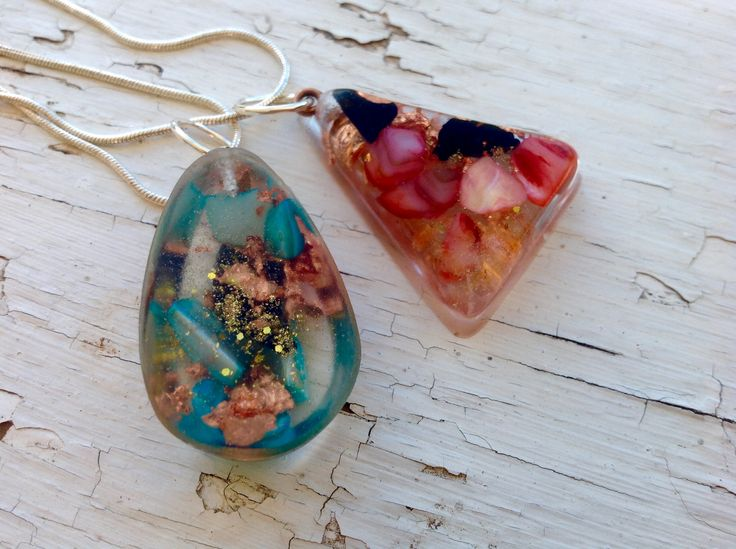 Orgone Generating Necklaces from Pocket Orgonite