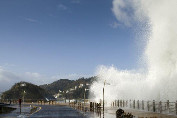 2013 #Donostia #olatua #ola #waves