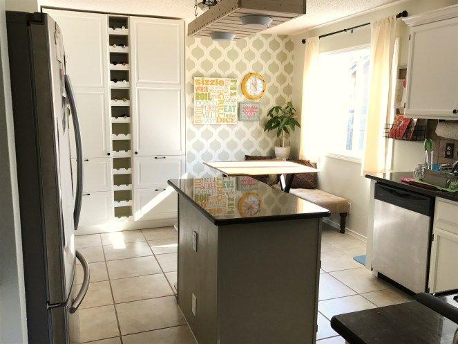 247 best stenciled painted dining rooms images on pinterest. Black Bedroom Furniture Sets. Home Design Ideas