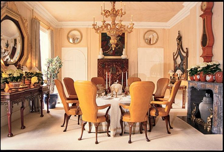 1000 images about designer show houses on pinterest for The dining room ennis