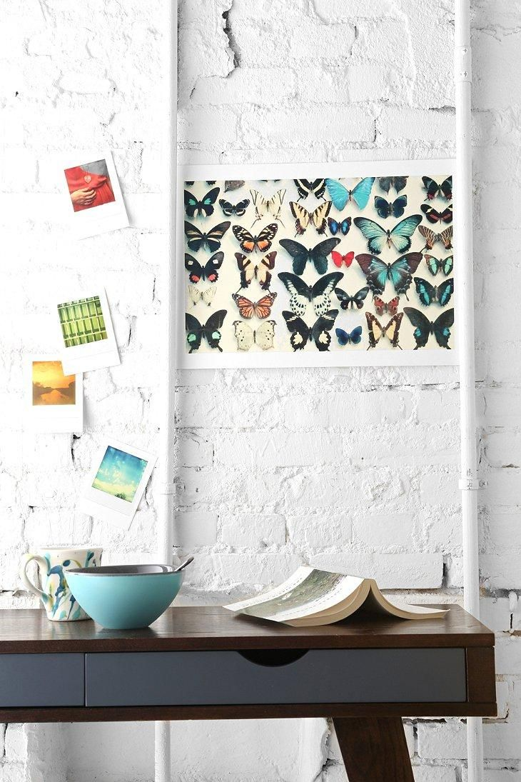 Cassia Beck Wings Art Print Urbanoutfitters