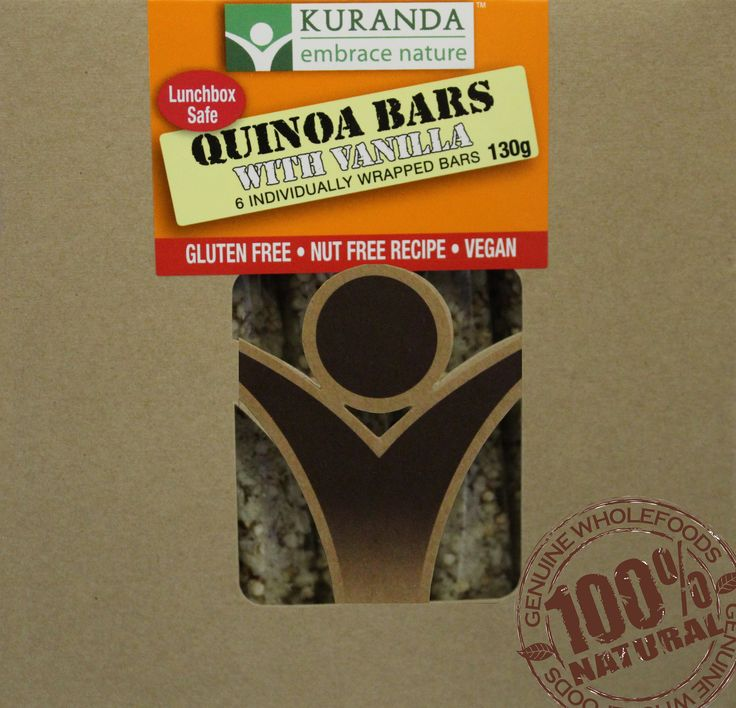 Great lunchbox snacks - healthy, nutritionally sound, 100% wholesome ingredients, great for school lunch boxes, made without nuts and three delicious flavours to try .....    Quinoa & Vanilla - Only 88 Calories Quinoa & Pineapple - Lunchbox Favourite Quiinoa & Date - Vegan - An Adult Favourite!    For more details go to www.aussiehealthsnax.com.au #Glutenfree #Wheatfree #lowsugar #lowcalories #lowcarb #Dairyfree #vegan #wholesome #goodness
