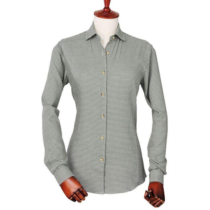 Laksen Beth Houndstooth Shirt