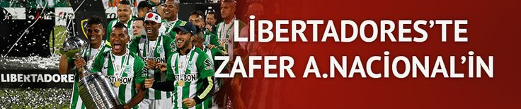 Libertadores'te zafer A.Nacional'in