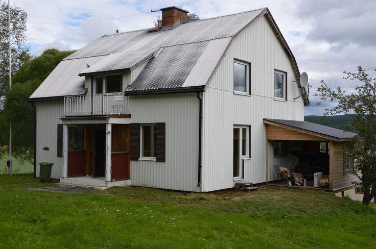 Bild: 6 rum gård/skog på Sel 140, Sollefteå kommun Sollefteå kommun