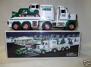 2013 Hess Toy Truck and Tractor NIB/Unopened NO Batteries or Bag FREE SHIPPING