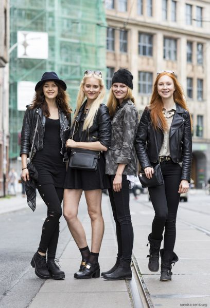 Best 25 German Street Fashion Ideas On Pinterest Olivia Love Island Rocker Look And Fur
