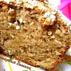 Apple Cinnamon Oatmeal Bread | Recipes | Pinterest