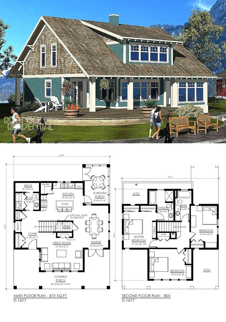on double mastersuite lake house plans