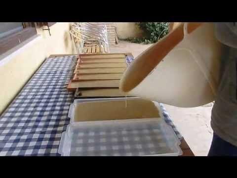 Cómo hacer Jabón de avena para rostro | Casero - YouTube