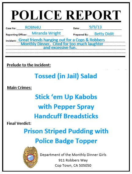 23 best Brooksu0027 5th images on Pinterest Child, Cops and Costume - crime report template
