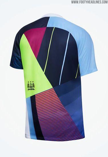 new product a869c 0851c Nike Manchester City 'Celebration' Mashup Jersey Revealed ...