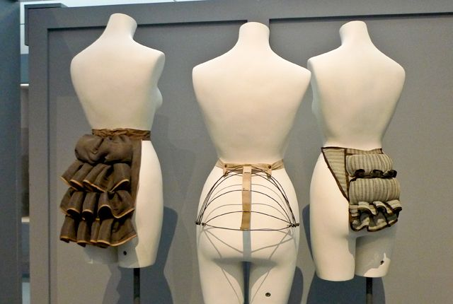 7 Things Historical Women Wore Under Their Skirts | A brief history of undergarments | Mental Floss