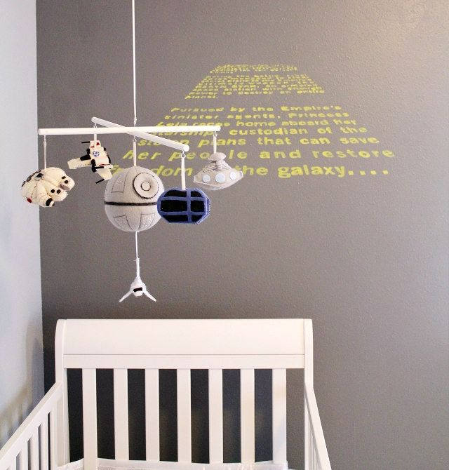 64 id es d co pour geeks choisies par habitatpresto for Chambre star wars
