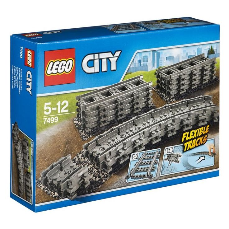 LEGO CITY 7499 ELASTYCZNE TORY