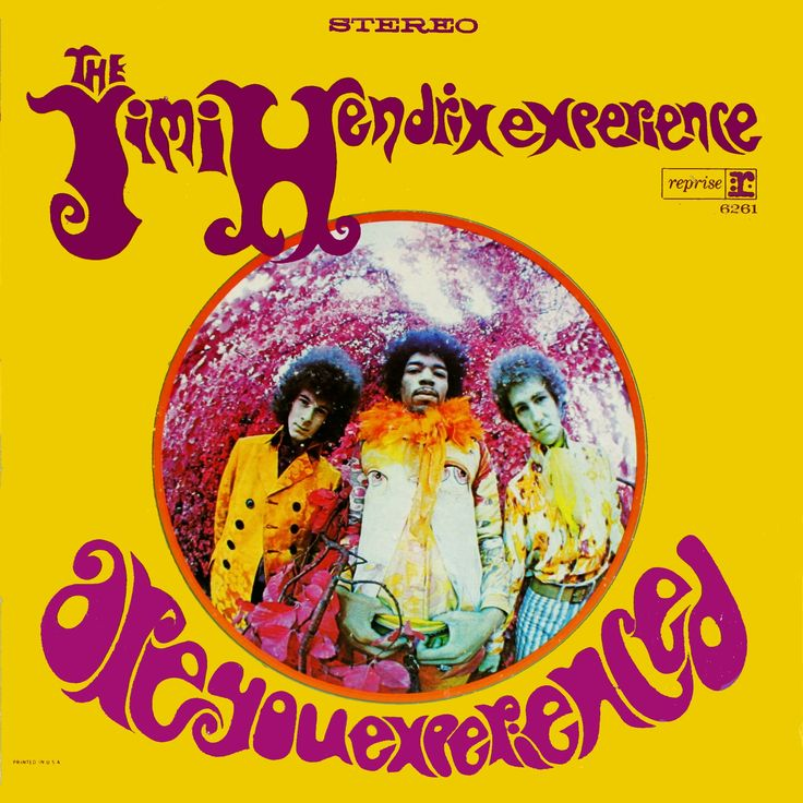 Jimi Hendrix - Are You Experienced (1967)