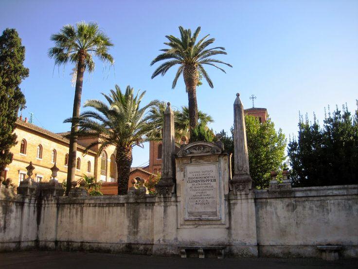 Roma, sede dei Cavalieri di Malta