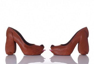 DESIGN FETISH: The Weirdest Shoes Ever