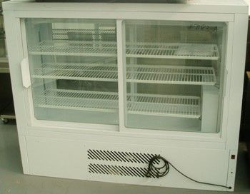 Used Catering Equipment, Second hand Catering equipment, Double sided Display RefrigeratorDOUBLE SIDED DISPLAY REFRIDGERATOR $2500