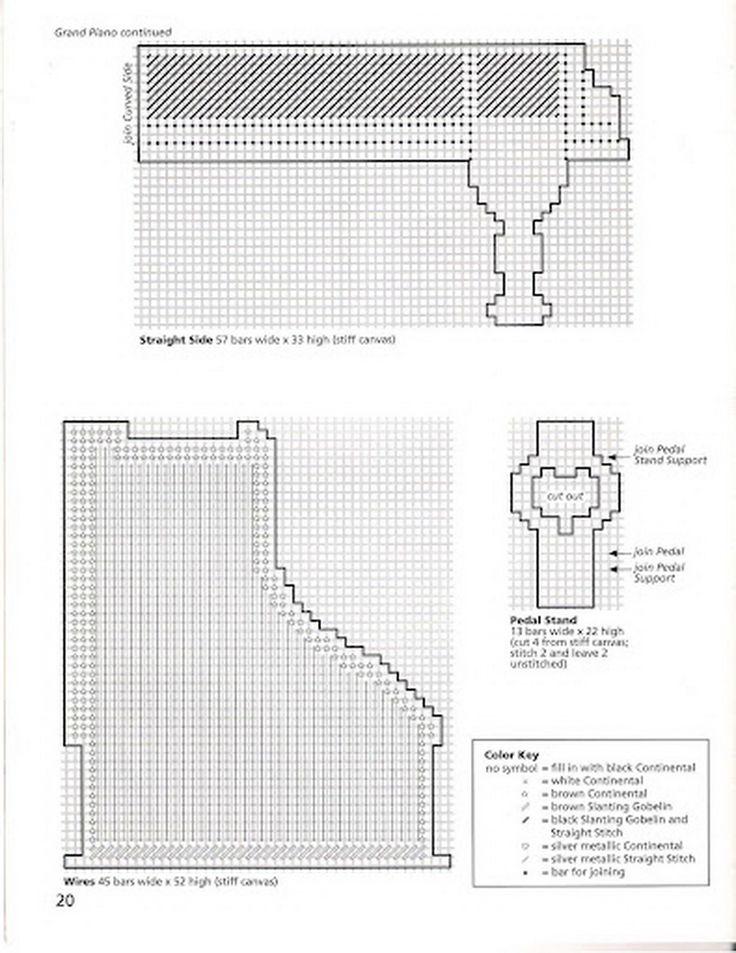 413 Best Plastic Canvas Dolls Furniture Images On Pinterest Plastic Canvas Patterns Plastic