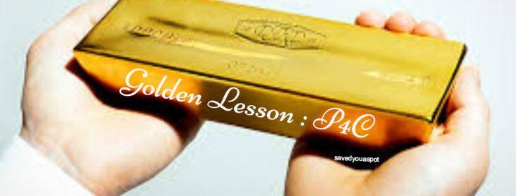 Golden Lesson P4C  A write-up .