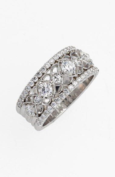 168 best Anniversary band rings images on Pinterest Anniversary