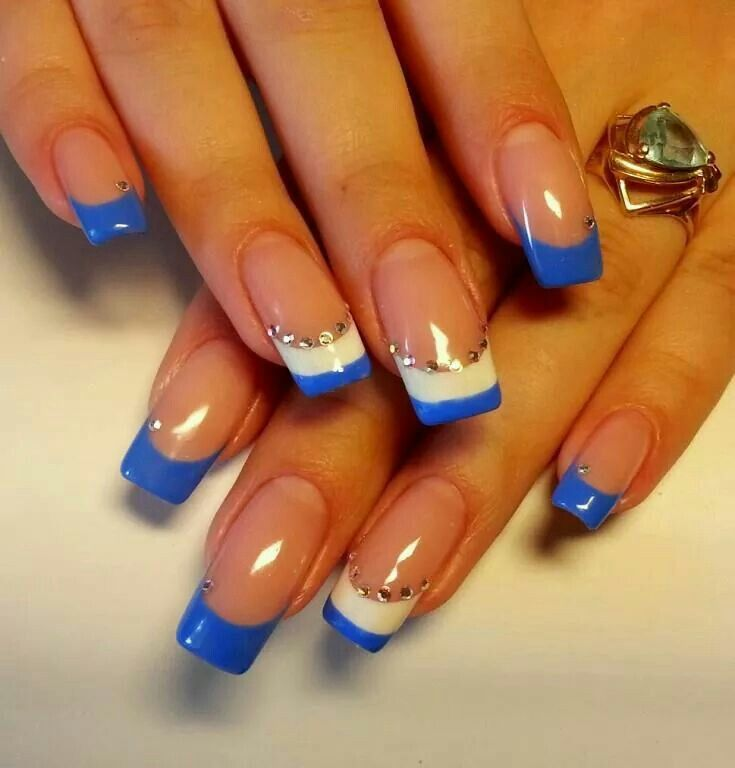 Pin by Down the Rabbit Hole on Nails | Claws | July 4th