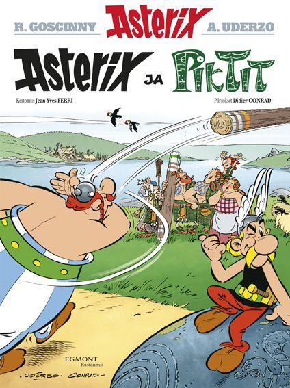 Asterix ja piktit