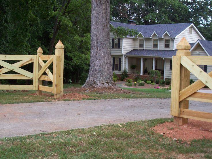 50 Best Horse Fence Designs Images On Pinterest