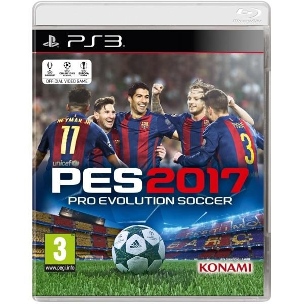 Pro Evolution Soccer 2017 PS3 Game | http://gamesactions.com shares #new #latest #videogames #games for #pc #psp #ps3 #wii #xbox #nintendo #3ds