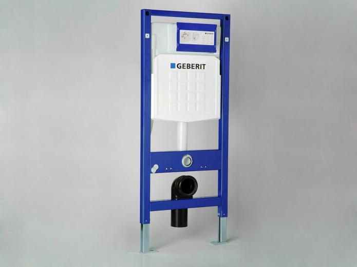 Geberit Sigma120  Touchless Wall Hung Cistern 120