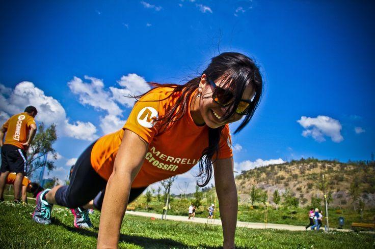 CrossFit 20 Octubre, Parque Bicentenario