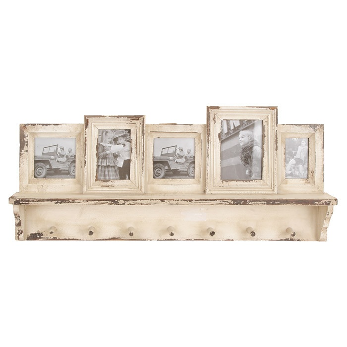 Barclay Picture Frame Wall Rack