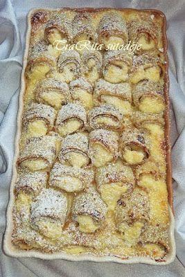 TraRita sütödéje és egyéb munkái : Bécsi túrós palacsinta