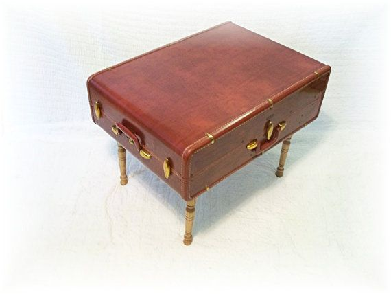 1000 Ideas About Trunk End Table On Pinterest Small End Tables Crate Table And Rustic End Tables
